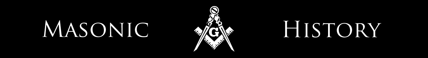 Masonic History Banner